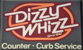 Dizzy Whizz Logo